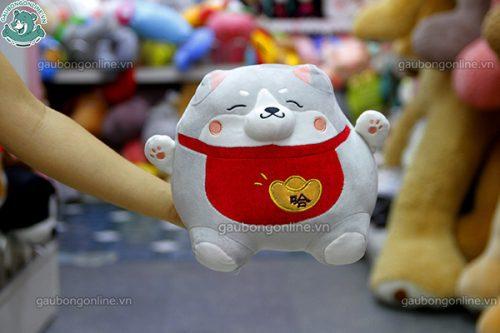 Chó Nhật May Mắn Bông