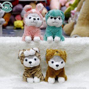 Chó Bông Cosplay