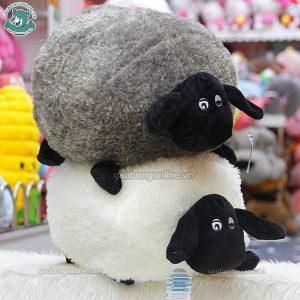 Cừu Bông Xù