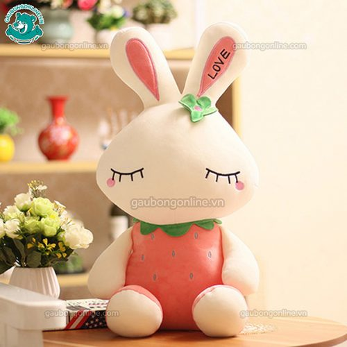 Thỏ Dâu Bông