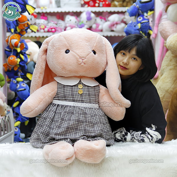 Thỏ Váy Bông Hán Quốc