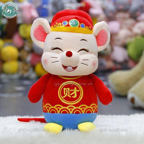 Chuột Thần Tài Bông