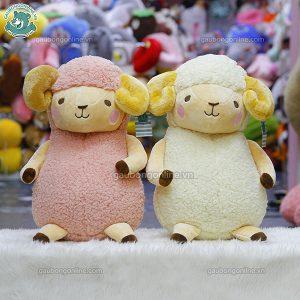 Cừu Sừng Bông