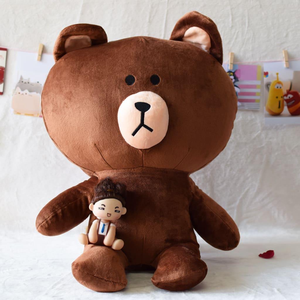 địa chỉ bán gấu brown giá rẻ