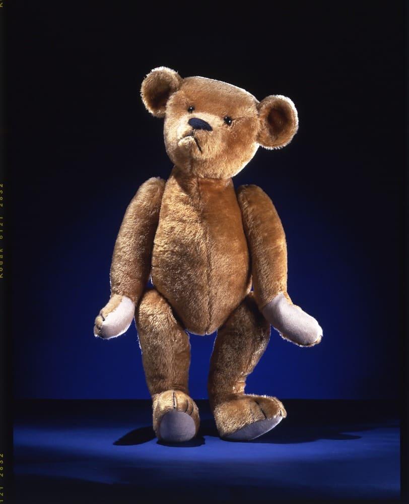 mẫu gấu teddy đầu tiên trên thế giới