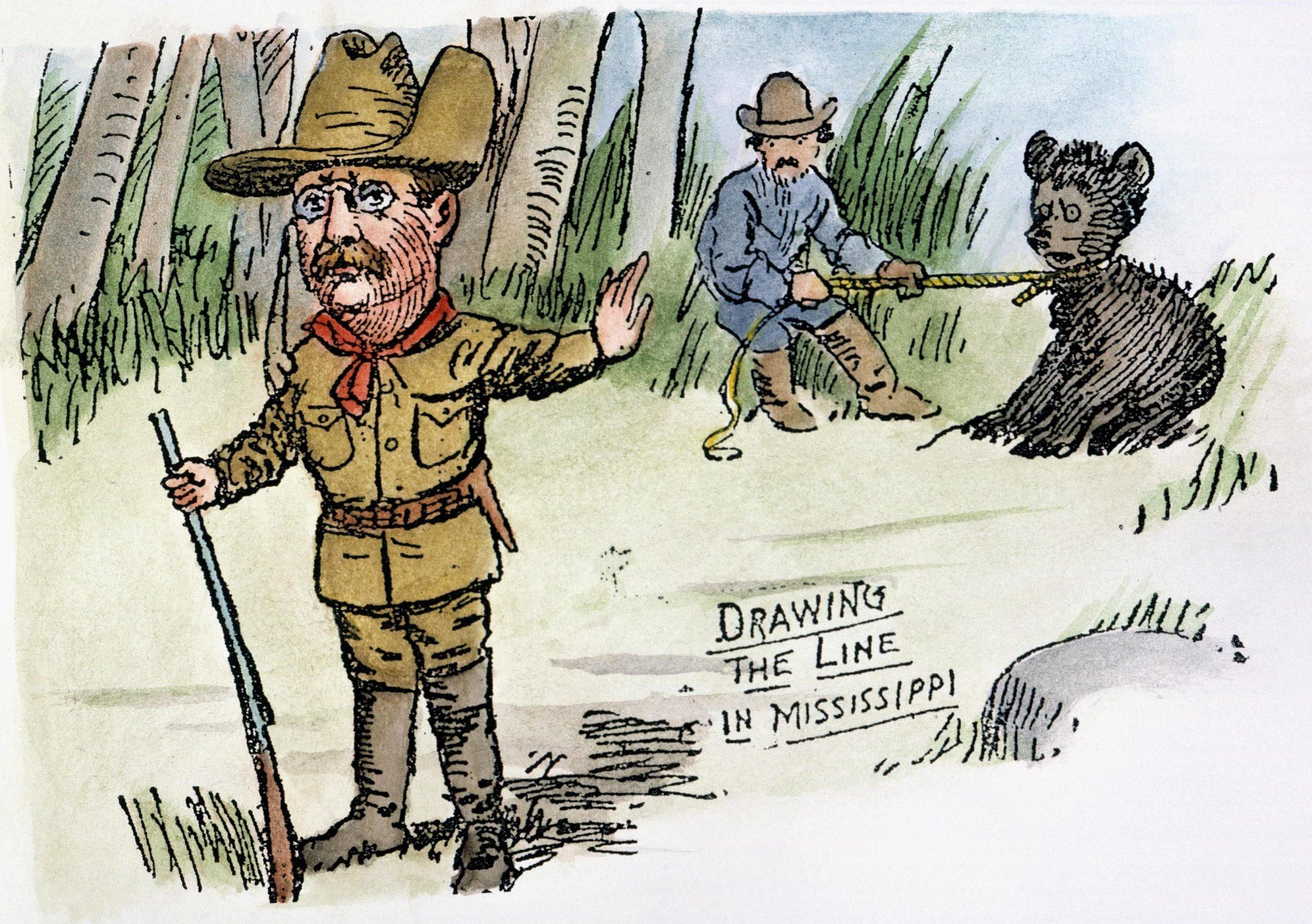 lịch sử gấu teddy