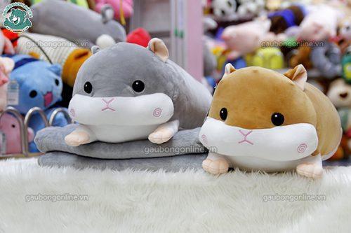 Gối Chăn Chuột Hamster