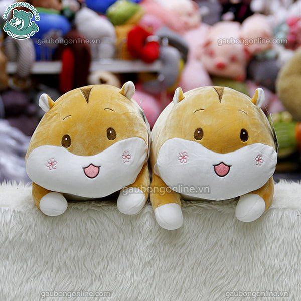 Gối Mèo Mềm Dài