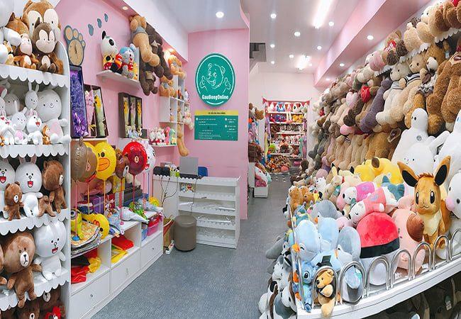 Cửa hàng gấu bông online