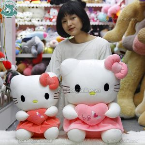 Gấu Bông Kitty Thiên Thần Mềm