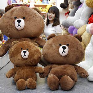Gấu Brown & Thỏ Cony