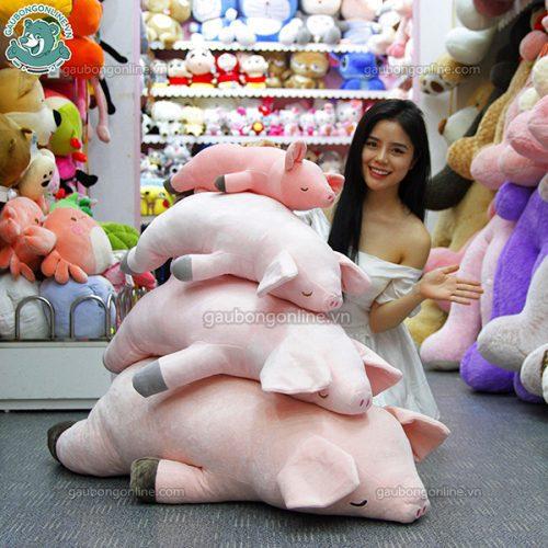 Lợn Bông Mềm