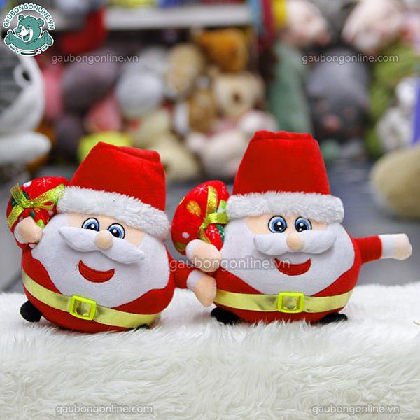 Ông Già Noel Béo Nhỏ
