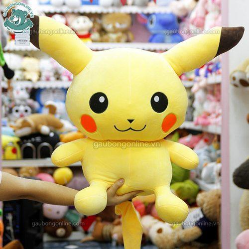 Pikachu Bông Đứng Mềm