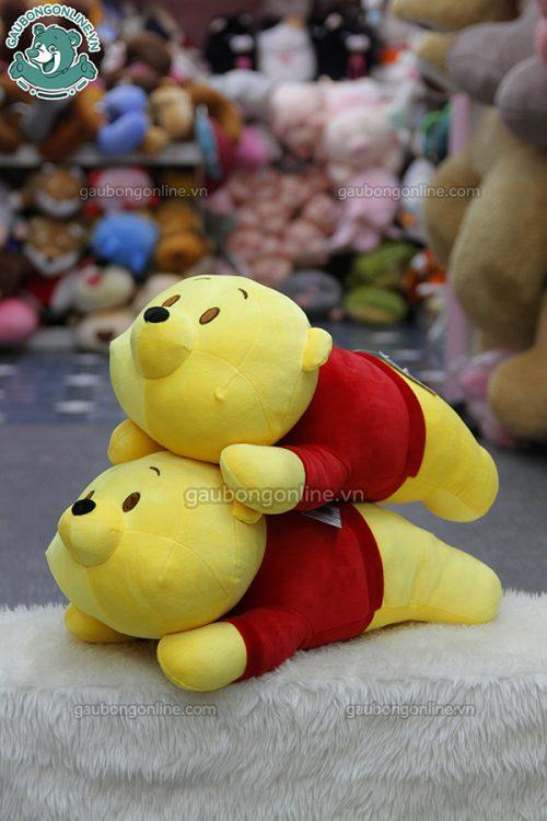 Gấu Bông Pooh Nằm Mềm HT