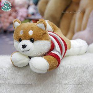 Chó Bông Shiba Áo Len
