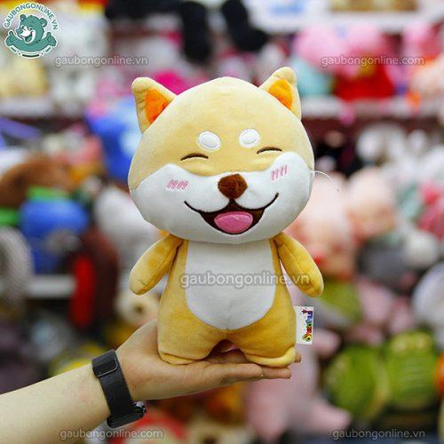 Chó Bông Shiba Cười