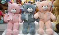 Gấu Bông Teddy Bánh Sinh Nhật