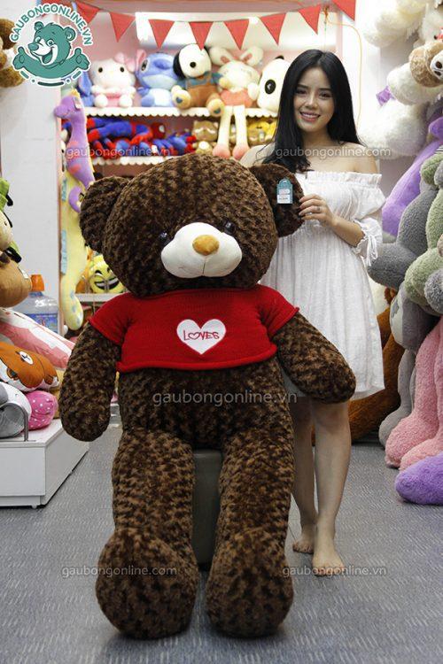 Gấu Bông Teddy X 1m7