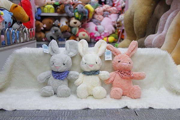 Thỏ Khăn Bông