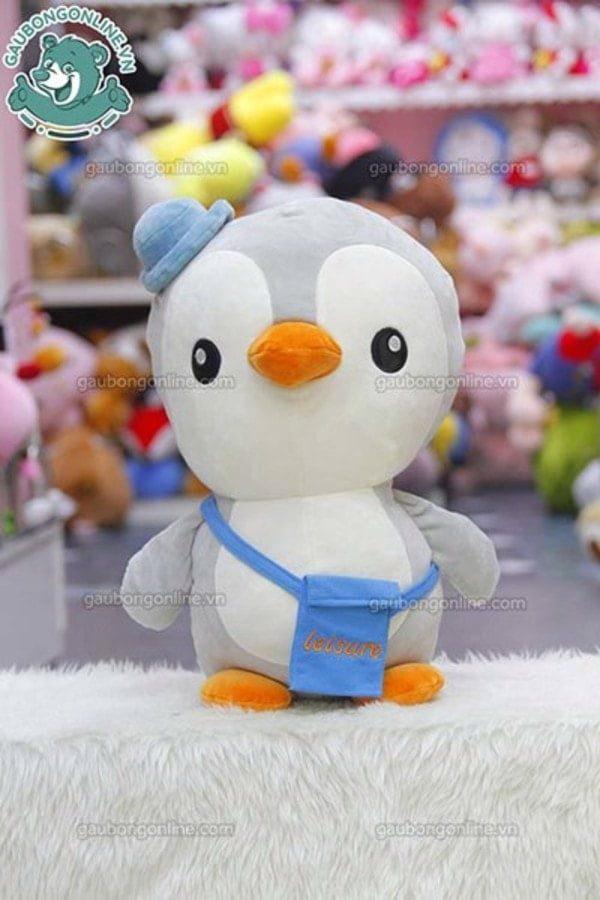 chim cánh cụt bông