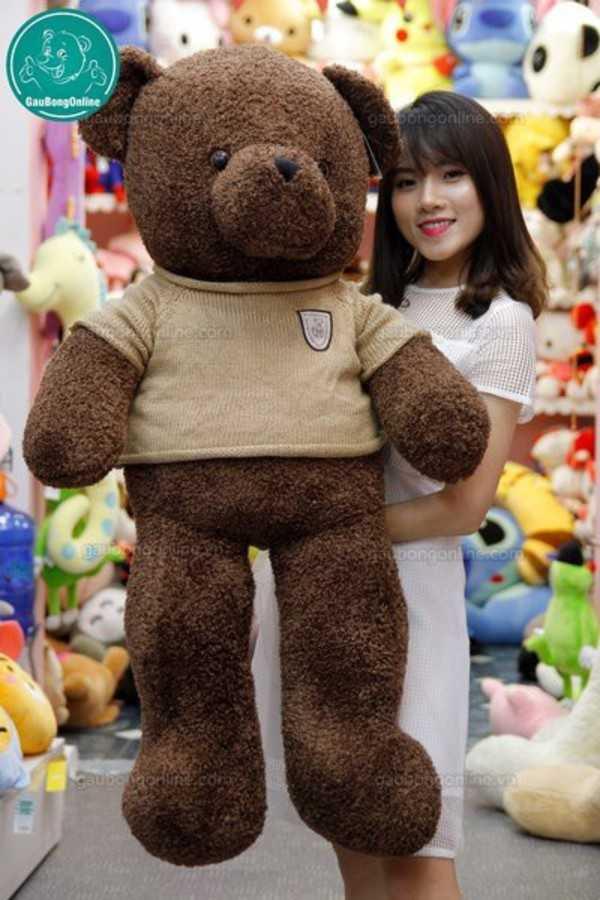 gấu bông 1m5 head tales