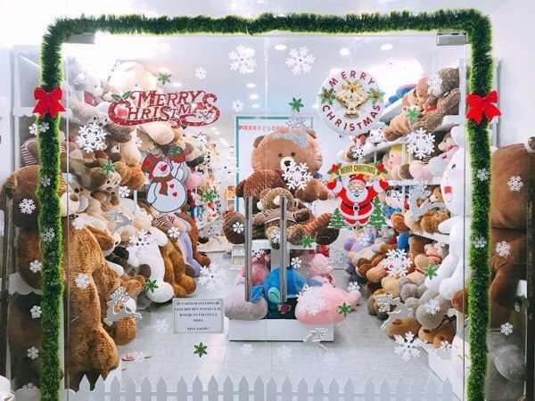 shop gấu bông