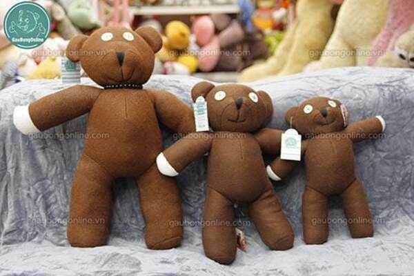 cách chọn gấu teddy