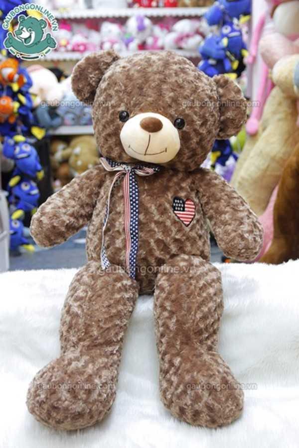 teddy cờ mỹ