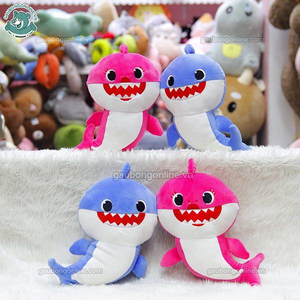 Cá Mập Bông Baby Shark