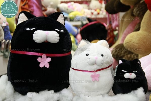 Mèo bông Amuse