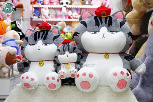 Mèo Hoàng Thượng Bông Béo