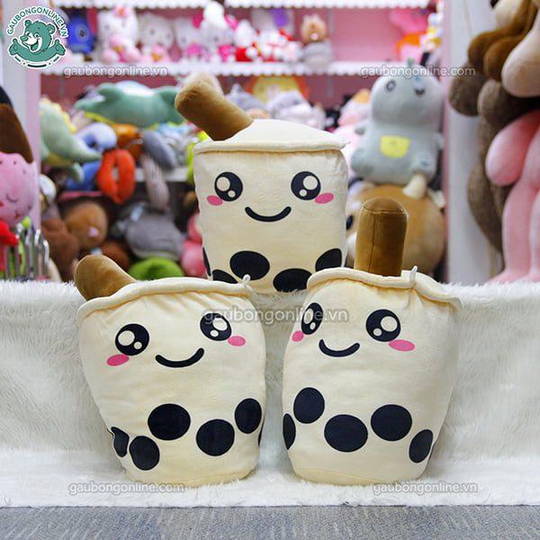 Gấu Bông Trà Sữa Thái