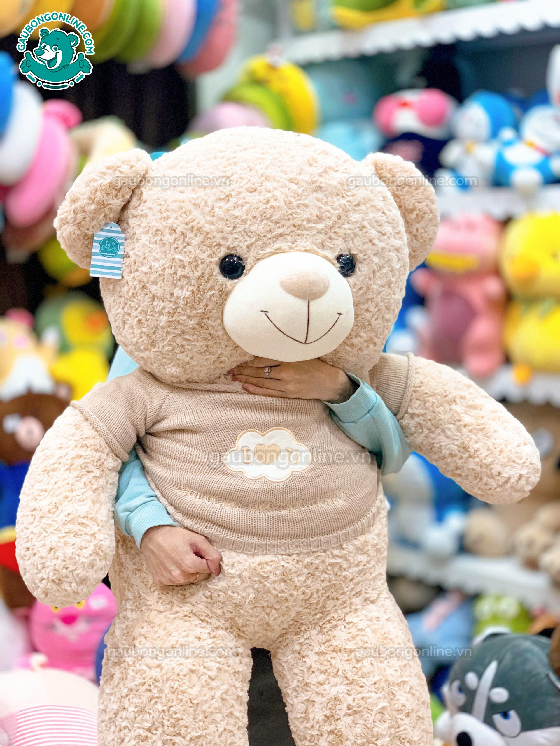 Teddy Áo Len Mây ILU
