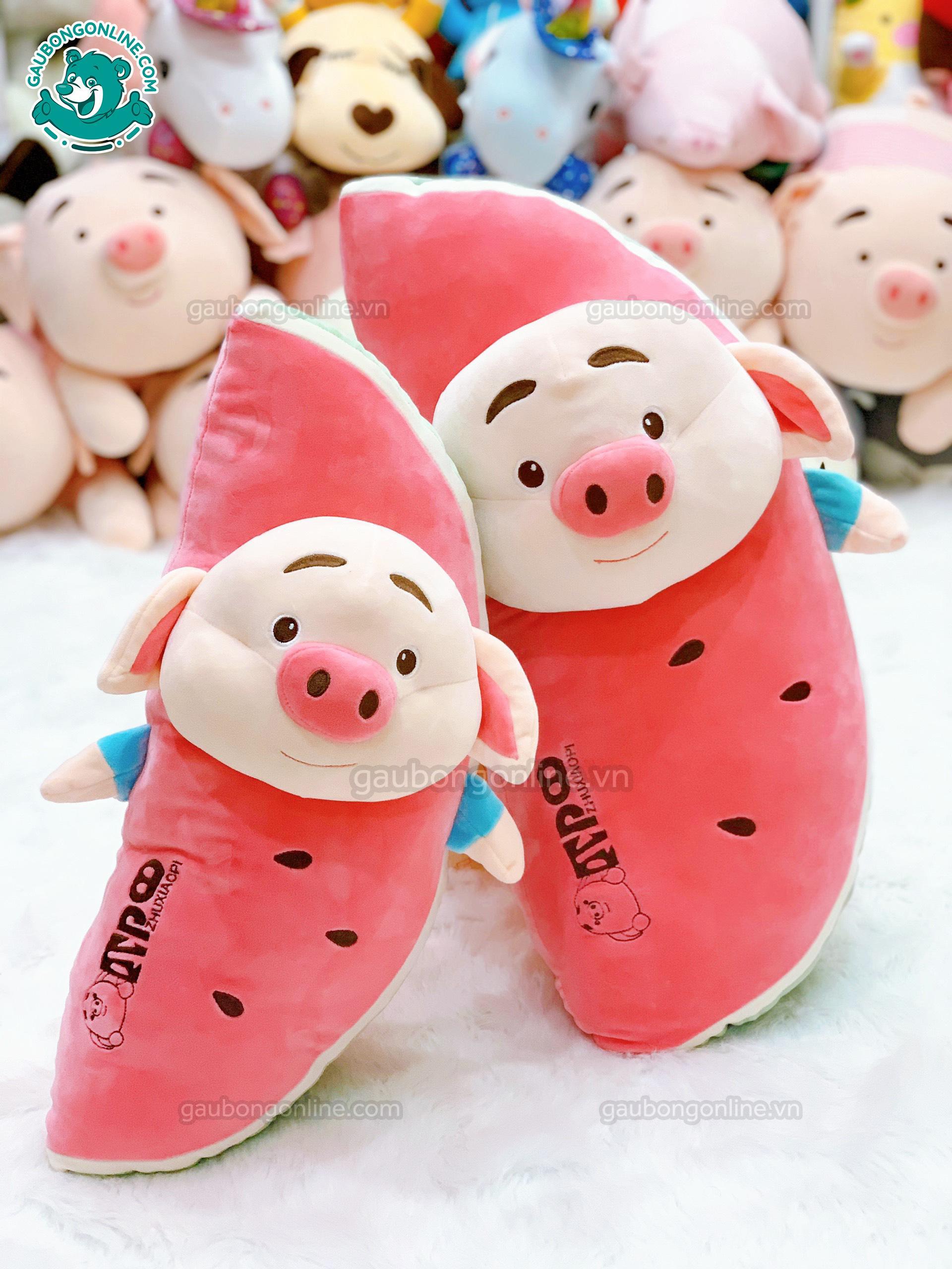Lợn Tiktok Dưa Hấu