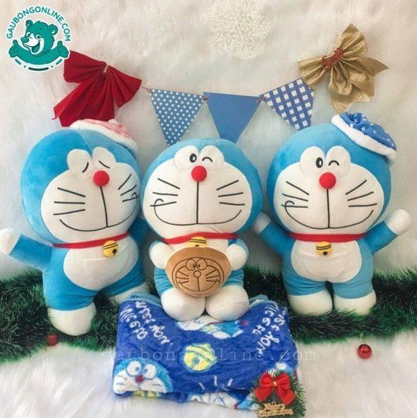Thú nhồi bông Doraemon