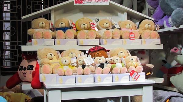 gấu bông forever friends