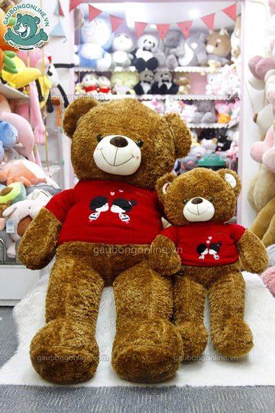 Teddy Áo Len Kiss