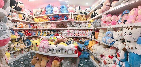 Shop Gấu bông Online