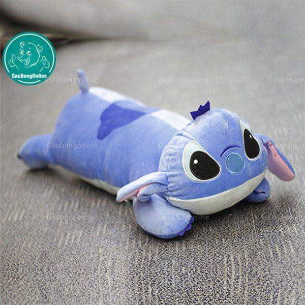 Gối ôm thú bông stitch