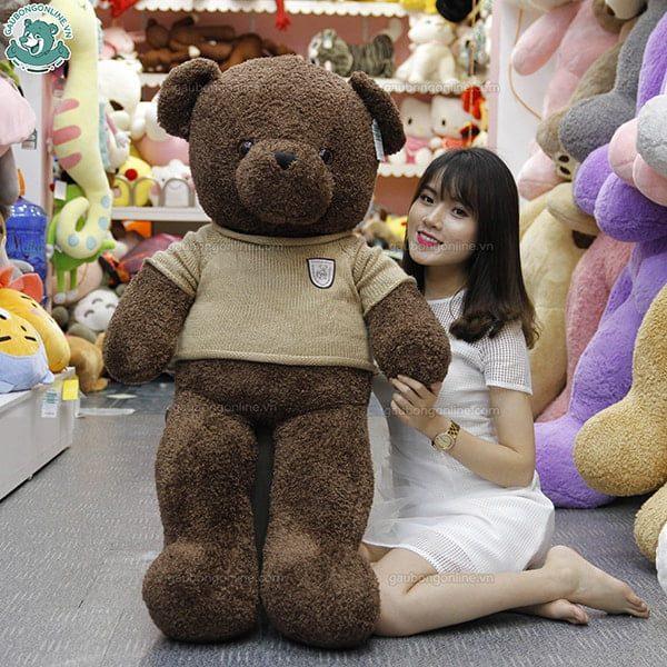 Gấu bông Teddy Heads Tales