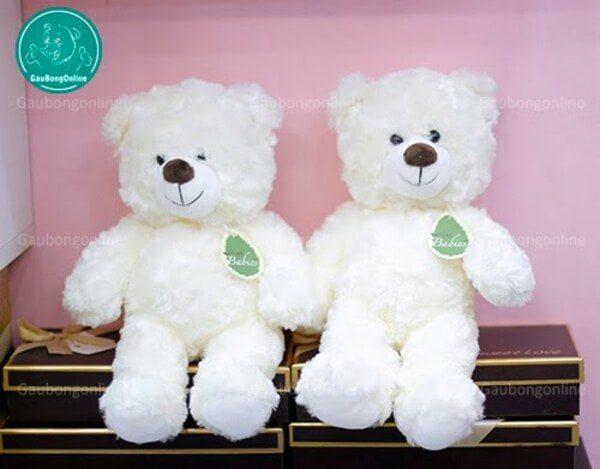 Gấu teddy natural babies
