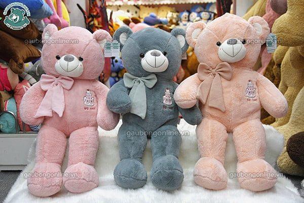 Gấu Teddy sinh nhật