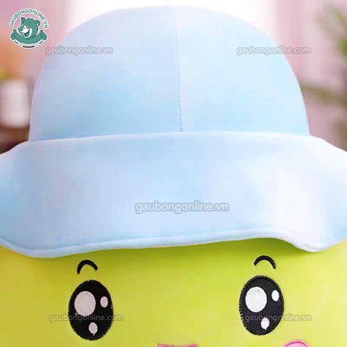 Bơ Mũ Bông