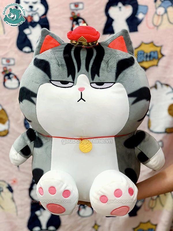 Gối Mền - Mèo Hoàng Thượng