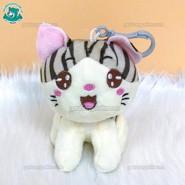 Móc Khóa Mèo Chii Bông