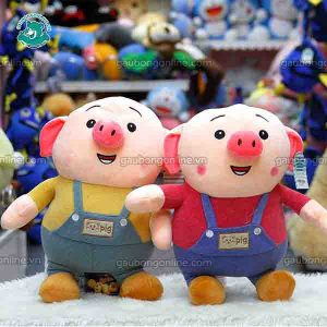 Lợn Bông TikTok Đứng