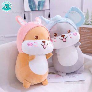 Chuột Hamster Cosplay