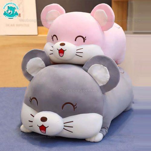 Chuột Hamster Nằm