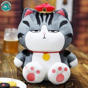 Mèo Hoàng Thượng Ngồi